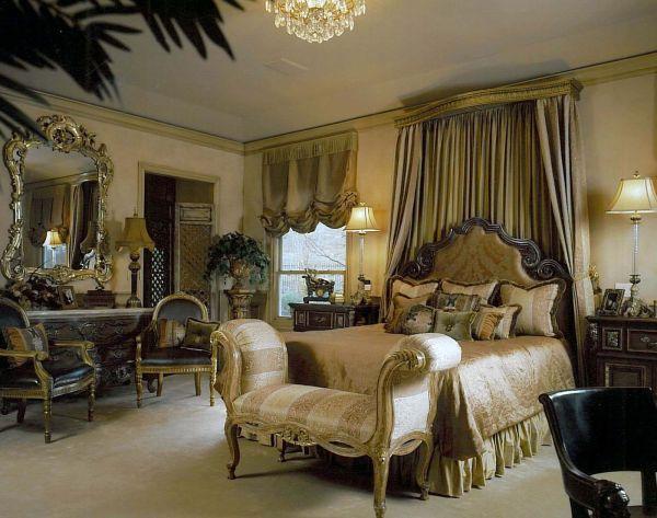 elegant master bedroom TUSCAN ELEGANT MASTER BEDROOM | Bedrooms | Pinterest | Master bedroom, Bedrooms and Tuscan style