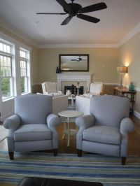 Cool recliner covers in Living Room Traditional with ...