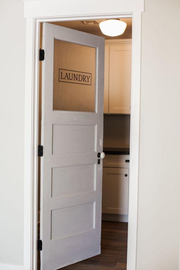 Laundry Room Doors Home Design Ideas