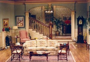 cosby tv bill living rooms sets rich decor background 1980 80s scenes 1980s farmhouse 80 livingroom bedrooms dining cosbys homes