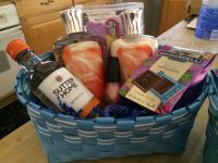 Baby shower participant gift or adult Easter Basket ...