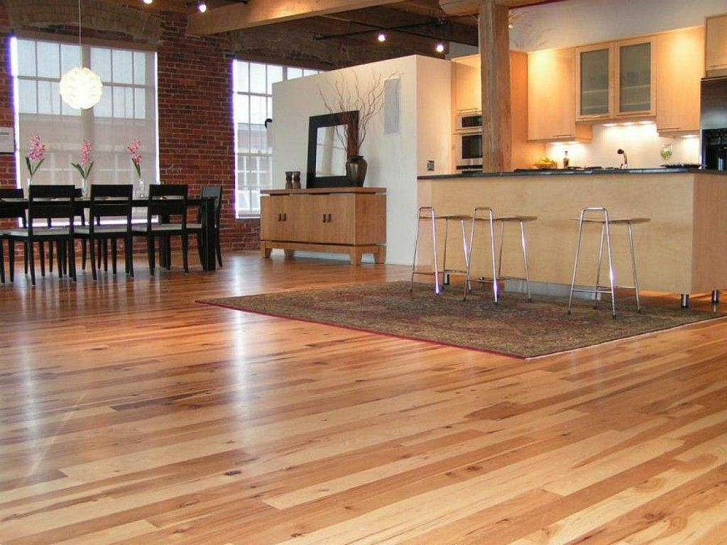 ROOM TO DANCE  Hickory Wood  Hickory Hardwood Flooring