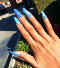 35 Cutest Nail Designs For Summer | Acrylic colors ...