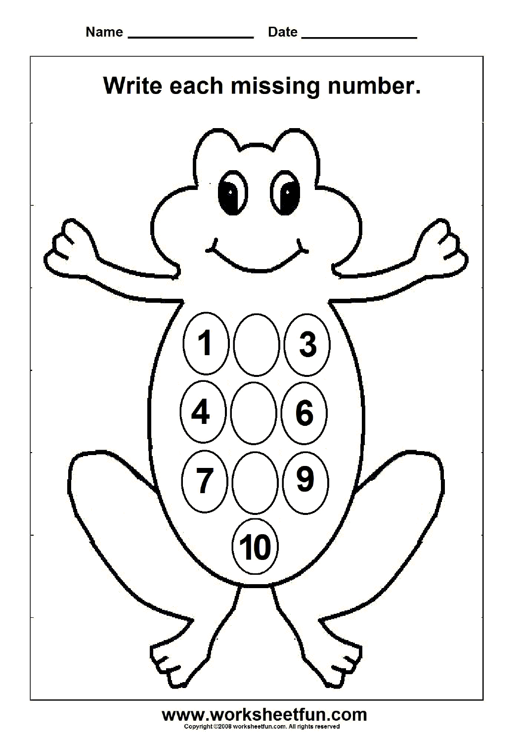 Missing Letter Find Worksheet For Kindergarten
