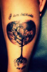 earth tattoo ubuntu philosophy