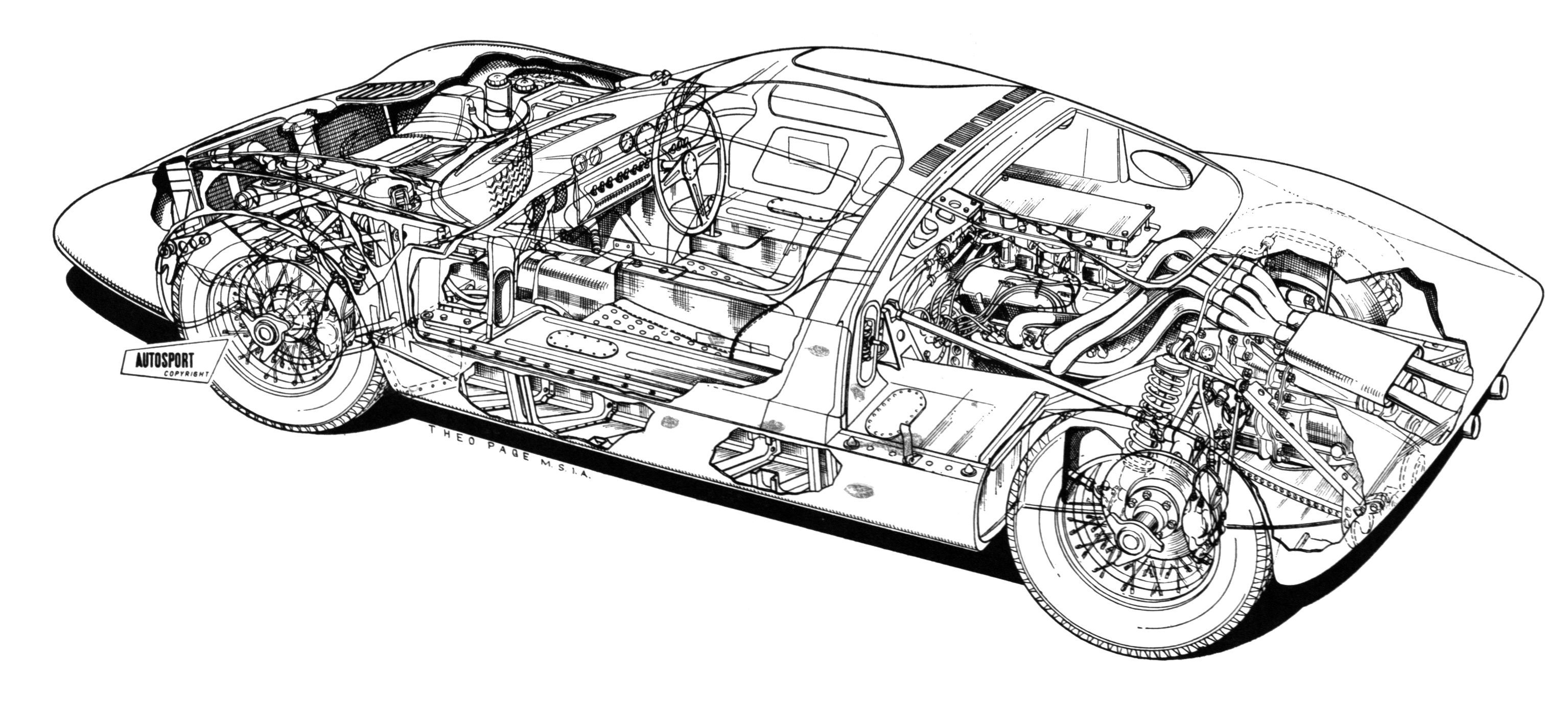 Pin By Colin Partlett On Cutaway Drawings