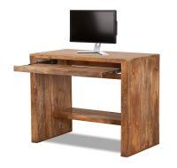 Satara Natural Mango Computer Desk | Desks/ Computer Desks ...