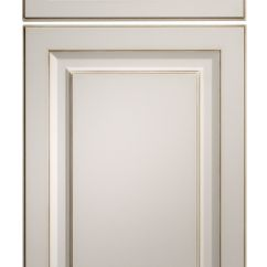 White Kitchen Cabinet Doors Country Sink Custom Cabinets And Countertops By The Beveled Edge