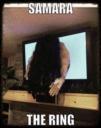 "Samara from ""The Ring"" Halloween prop | Halloween I Adore ..."