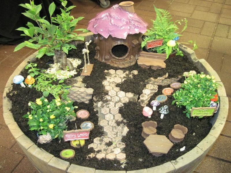 Images Of Inside A Fairy Garden Google Search Kids Experiences