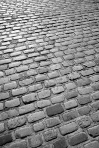 English cobblestone - patio | Outdoor Inspiration ...