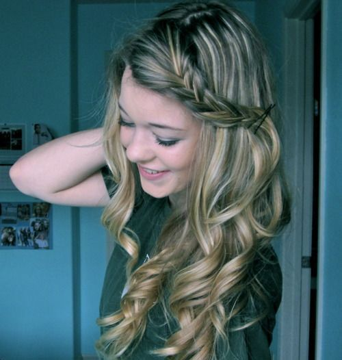 Cute And Easy Hairstyles For Medium Hair Simple Enough That I