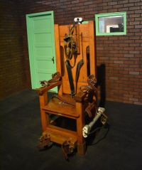 old sparky, electric chair, electrocution, death penalty ...
