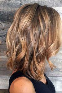 35 Balayage Hair Ideas in Brown to Caramel Tone | Balayage ...