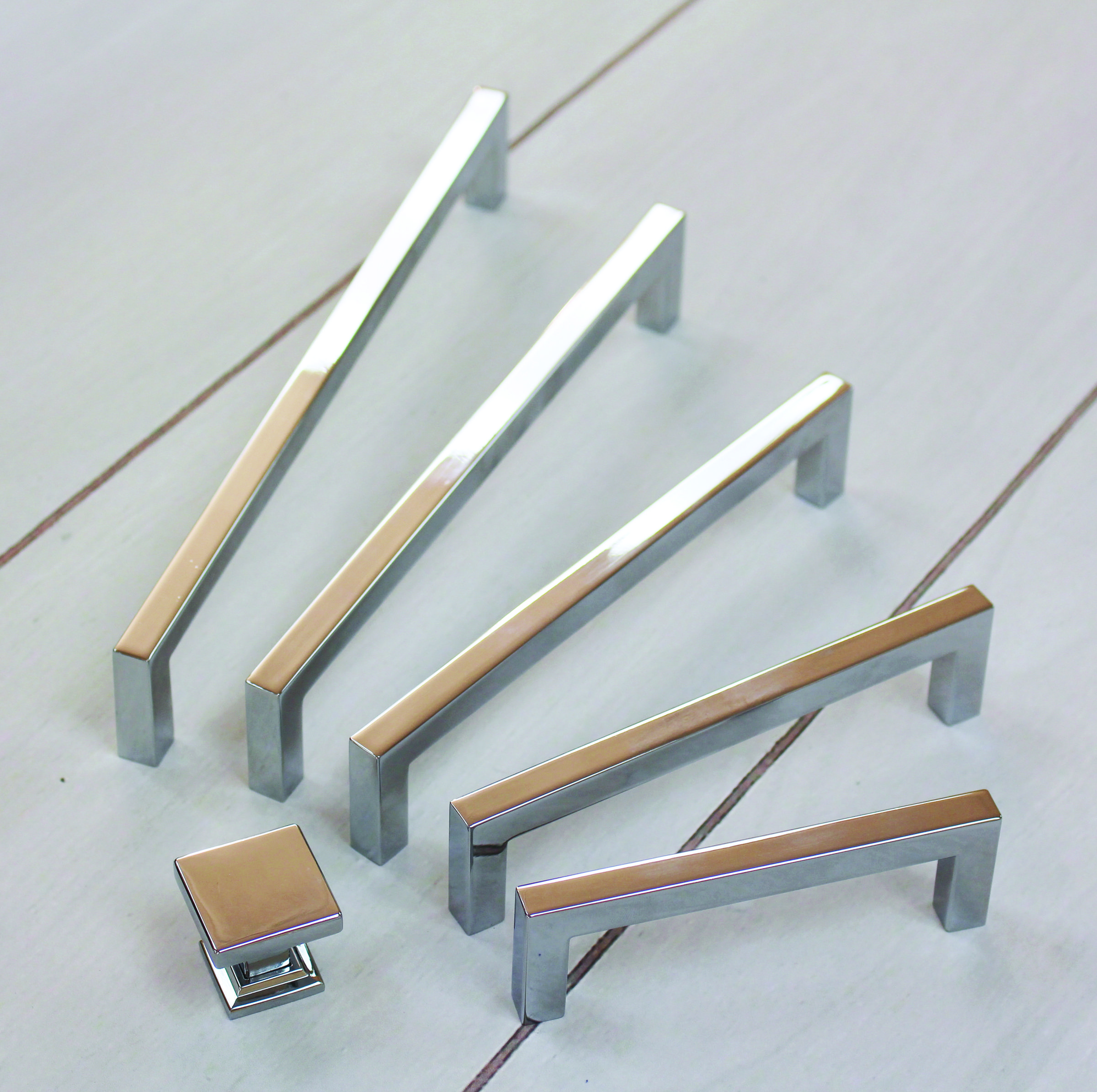 modern kitchen hardware dinette contemporary square cabinet pull