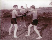 Teenage Farm Boy Boxers