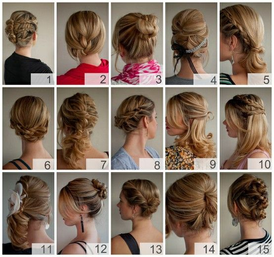 Pix For > Cute Easy Hairstyles For Long Hair For School Hair