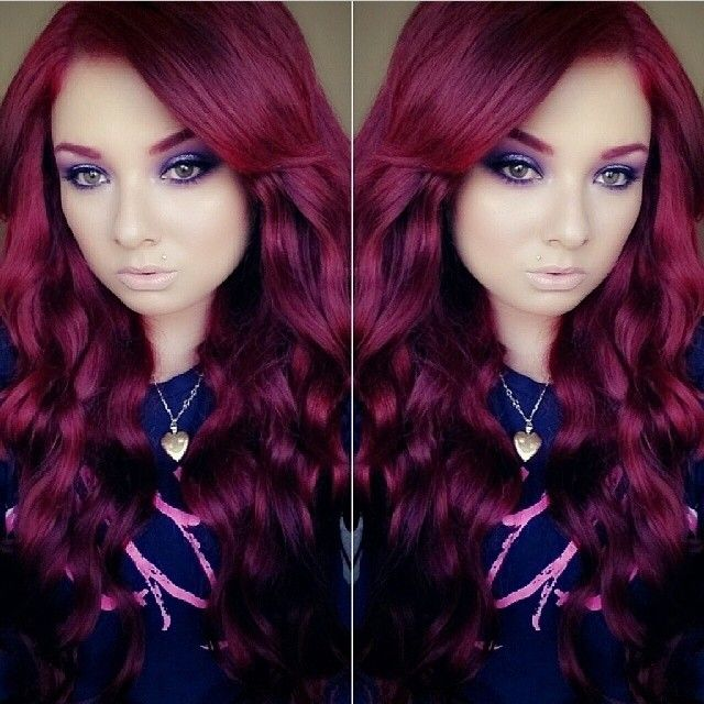 Best 25 Raspberry Hair Ideas On Pinterest Raspberry