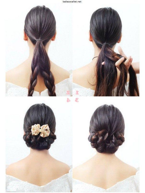 Kreative Frisuren Lange Haare Selber Machen 2015 Hairstyles