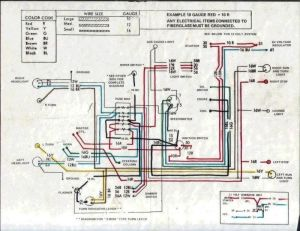 wire diagram for 12 volt conversion ignition on vw