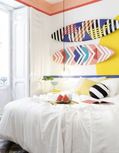 cornucopia of visual reference points are coalesced at extravagant valencian design hostel also rh pinterest