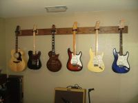 Hanging Guitars On Drywall - Gearslutz.com | Ideas for the ...
