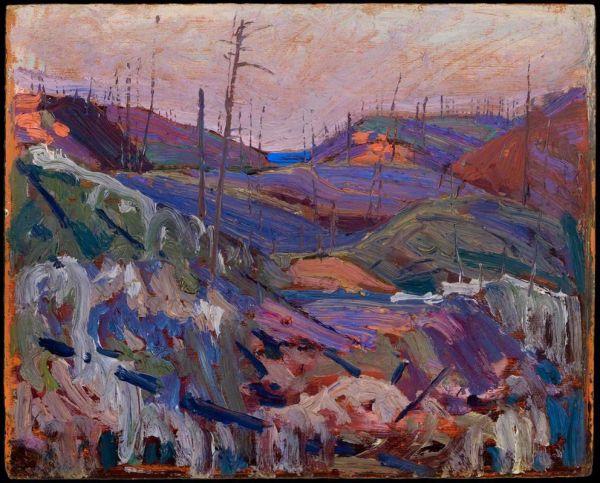 Tom Thomson Paintings