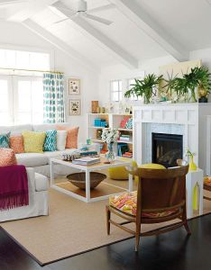 energetic and colorful living room design ideas also rh za pinterest
