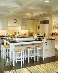 New Best White Kitchen Island With Seating 2016, Kitchen