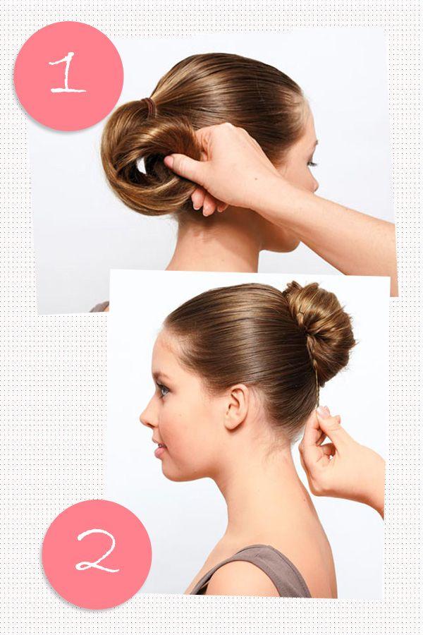 Hochsteckfrisuren 33 Ideen Für Jeden Haartyp Hochsteckfrisuren