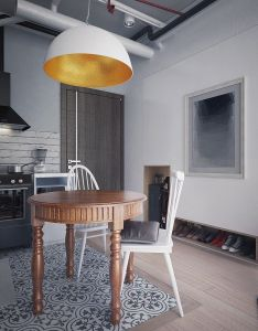 first home interior ideas with  scandinavian twist also small space rh pinterest