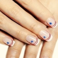 Really Cool 4th of July Nail Art Design Ideas