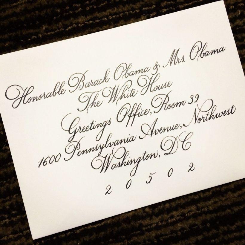 White house wedding invitation inviwall wedding invitation headed to the white house denverdesignstudio m4hsunfo