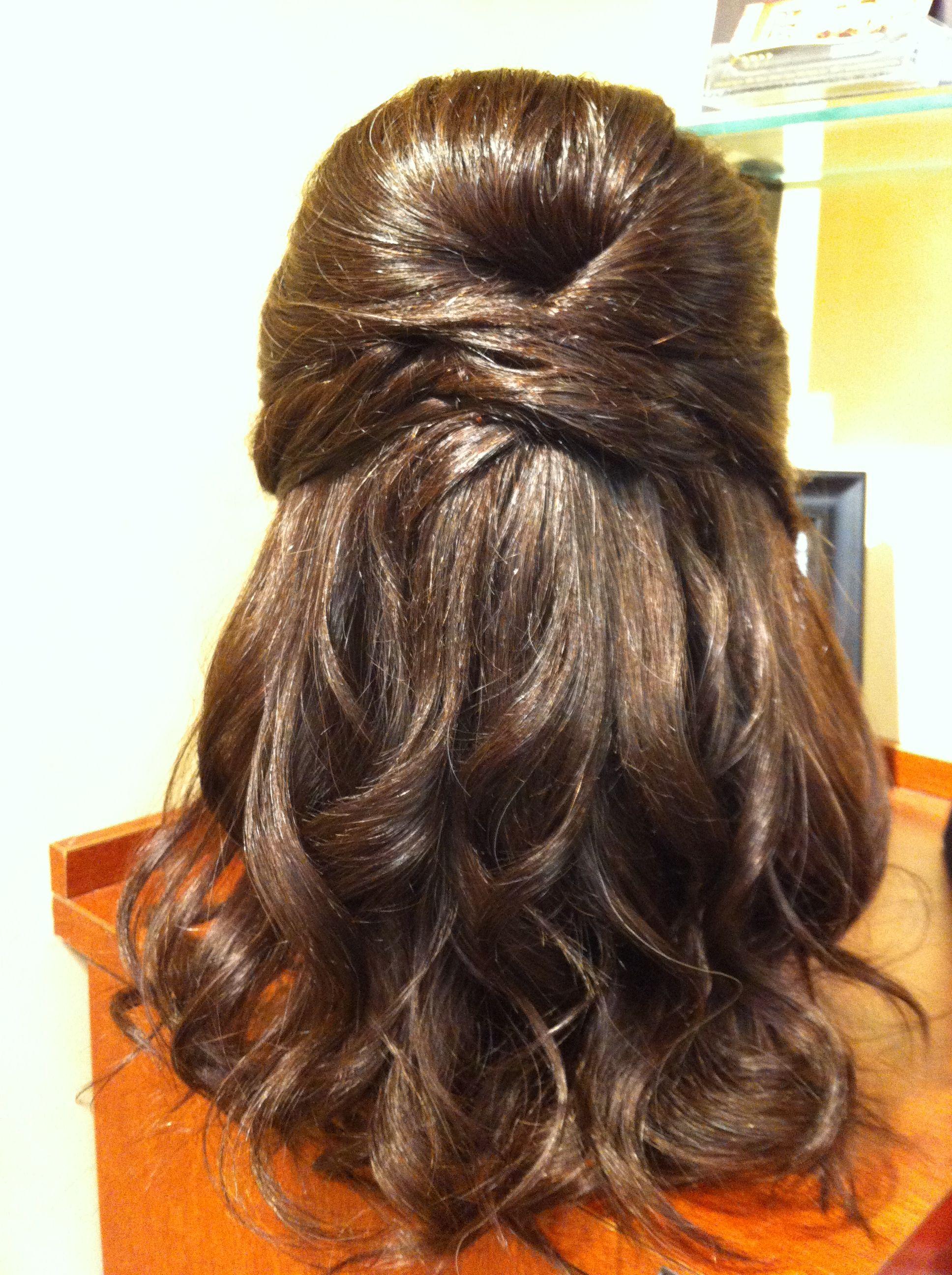 Emma Am Hairstyle Hair Styles Pinterest Mitzvahs Bat