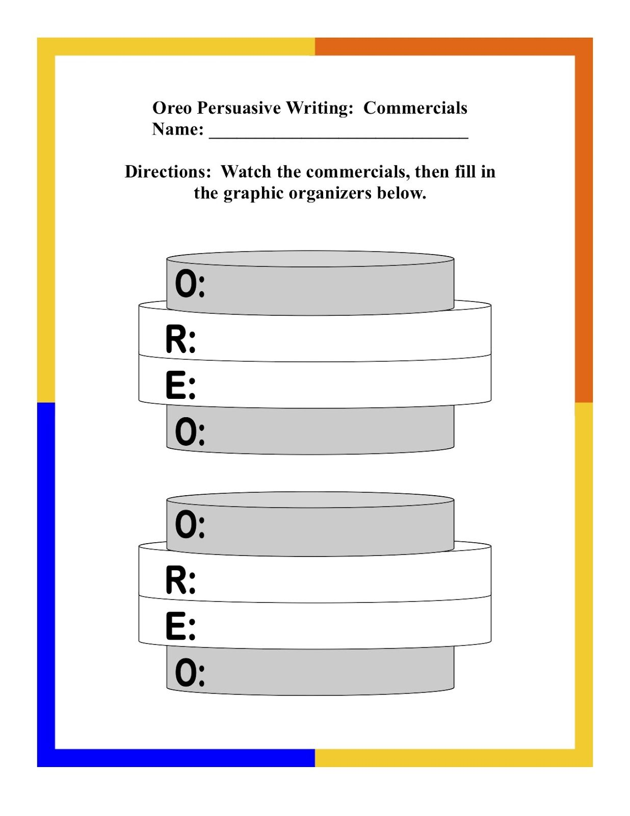 Worksheet Persuasive Writing Worksheets Grass Fedjp