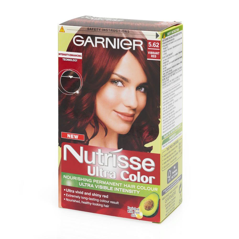 Amazon Garnier Nutrisse Haircolor R1 Dark Intense Auburn