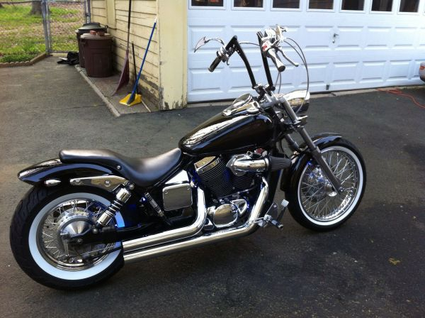 20 Honda Shadow 1100 Ape Hangers Pictures And Ideas On Meta Networks