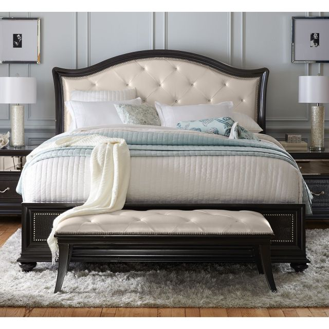 Marilyn Queen Bed American Signature Furniture