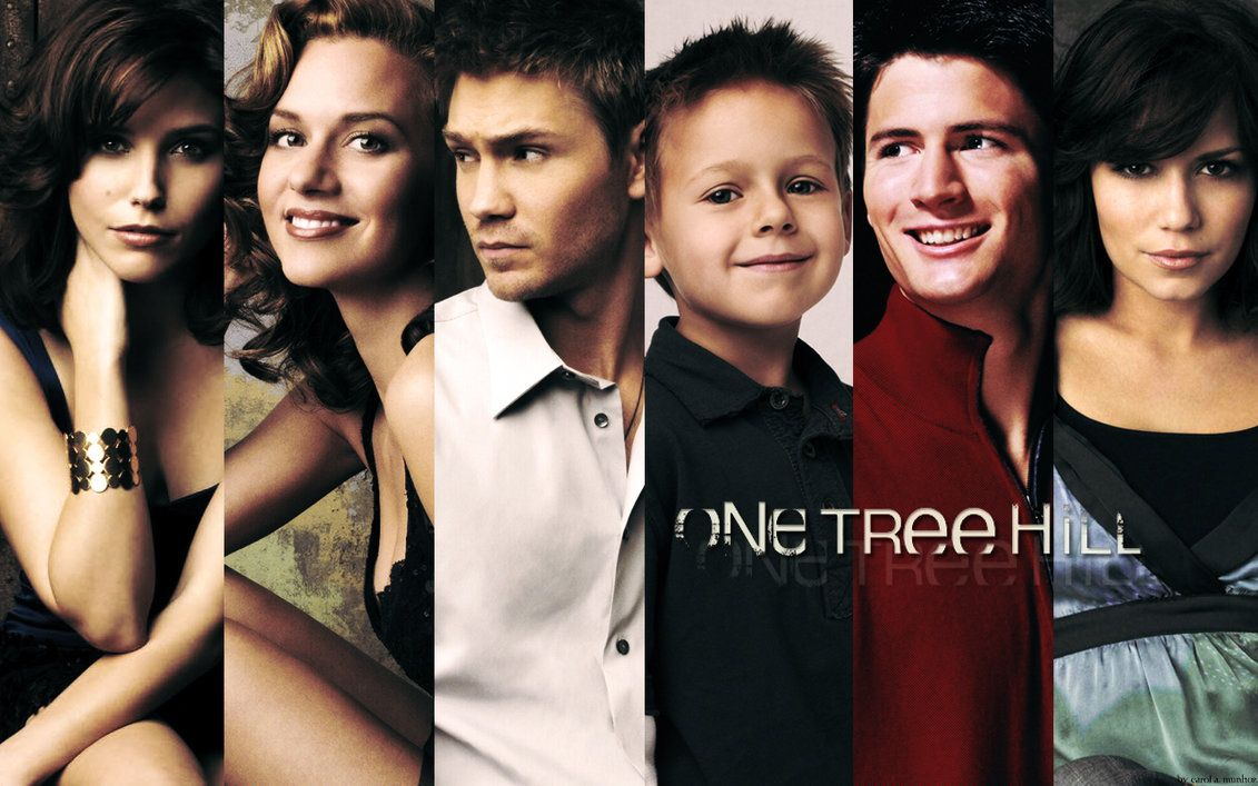 One Tree Hill - One Tree Hill on Pinterest | One Tree Hill, Brooke Davis and Seasons