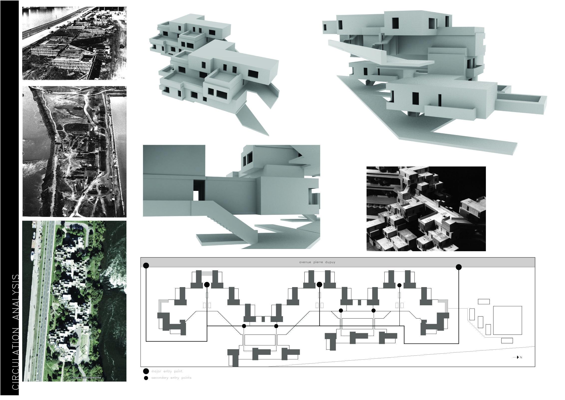 project 1b: Habitat '67 | Architecture