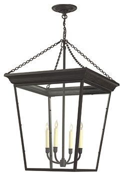 36 Large Cornice Hanging Lantern This Would Totally Make A Huge Statement But