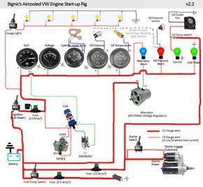 VW Engine Test Stand Google Search Elétrica Pinterest Engine