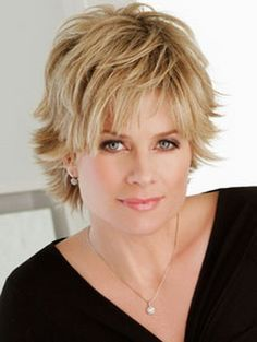 Short Shaggy Hairstyles With Bangs For Fine Hair Is A Great