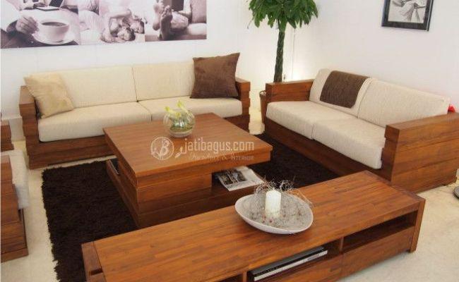 Set Kursi Tamu Minimalis Modern Box Livingroom