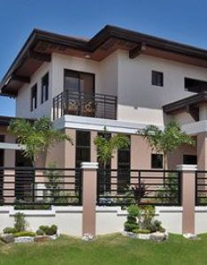 Custom built home with private swimming pool philippines also house rh in pinterest