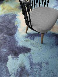 Fields of Flow Water Colour by ege carpets http://www ...
