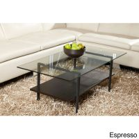 Modern Glass Coffee Table | Overstock.com | Coffee Tables ...