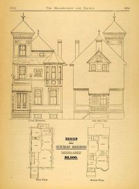 victorian houses floor plans - Google Search | houses ...