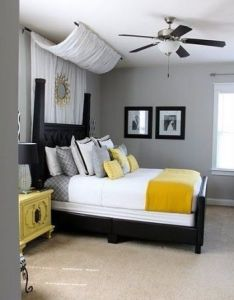 Interior design  elements of  room more grey bedrooms curtains color schemes also rh pinterest