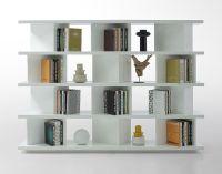contemporary bookcase | ... Living Room >> Modern Shelves ...